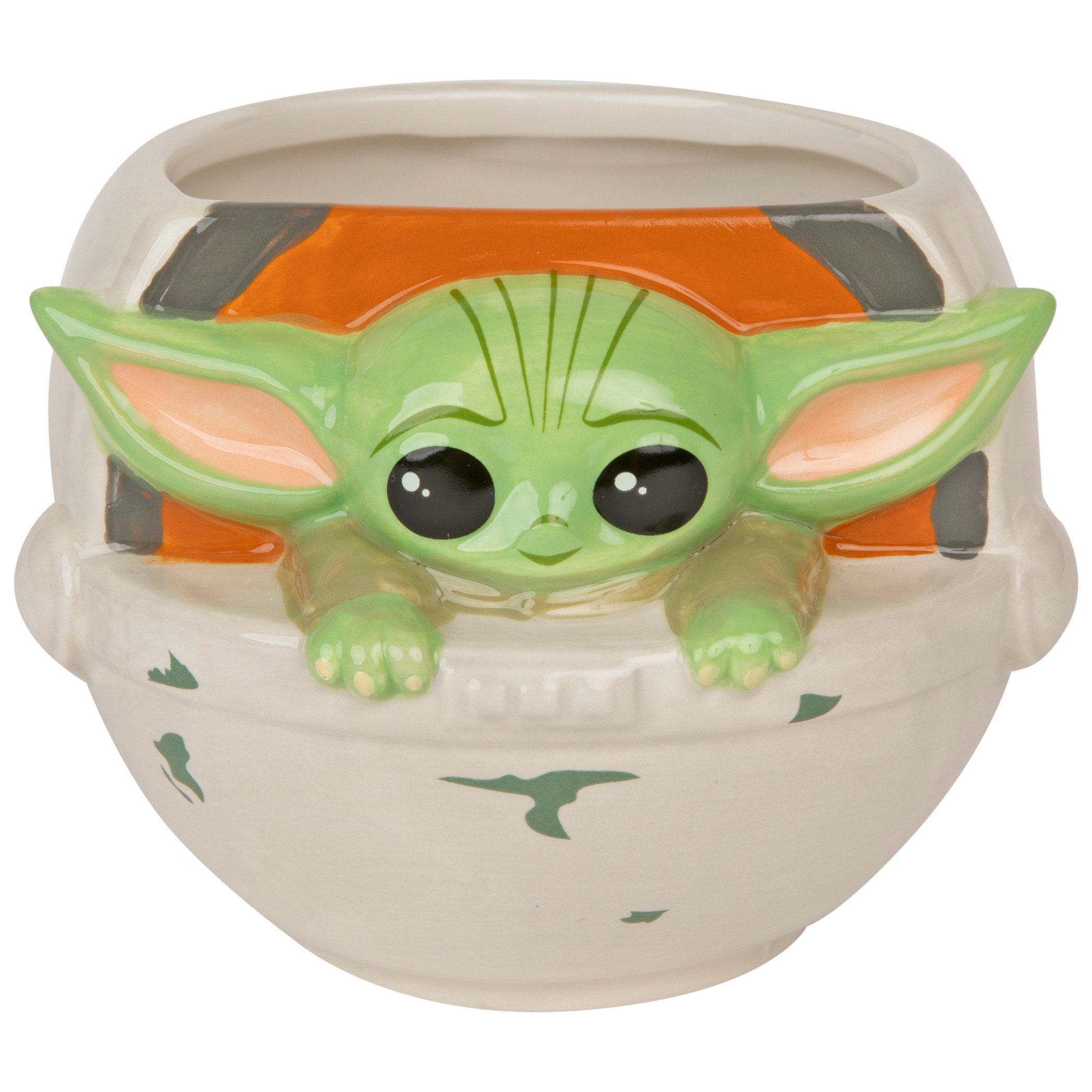 Star Wars The Mandalorian The Child Pod 3D Mug