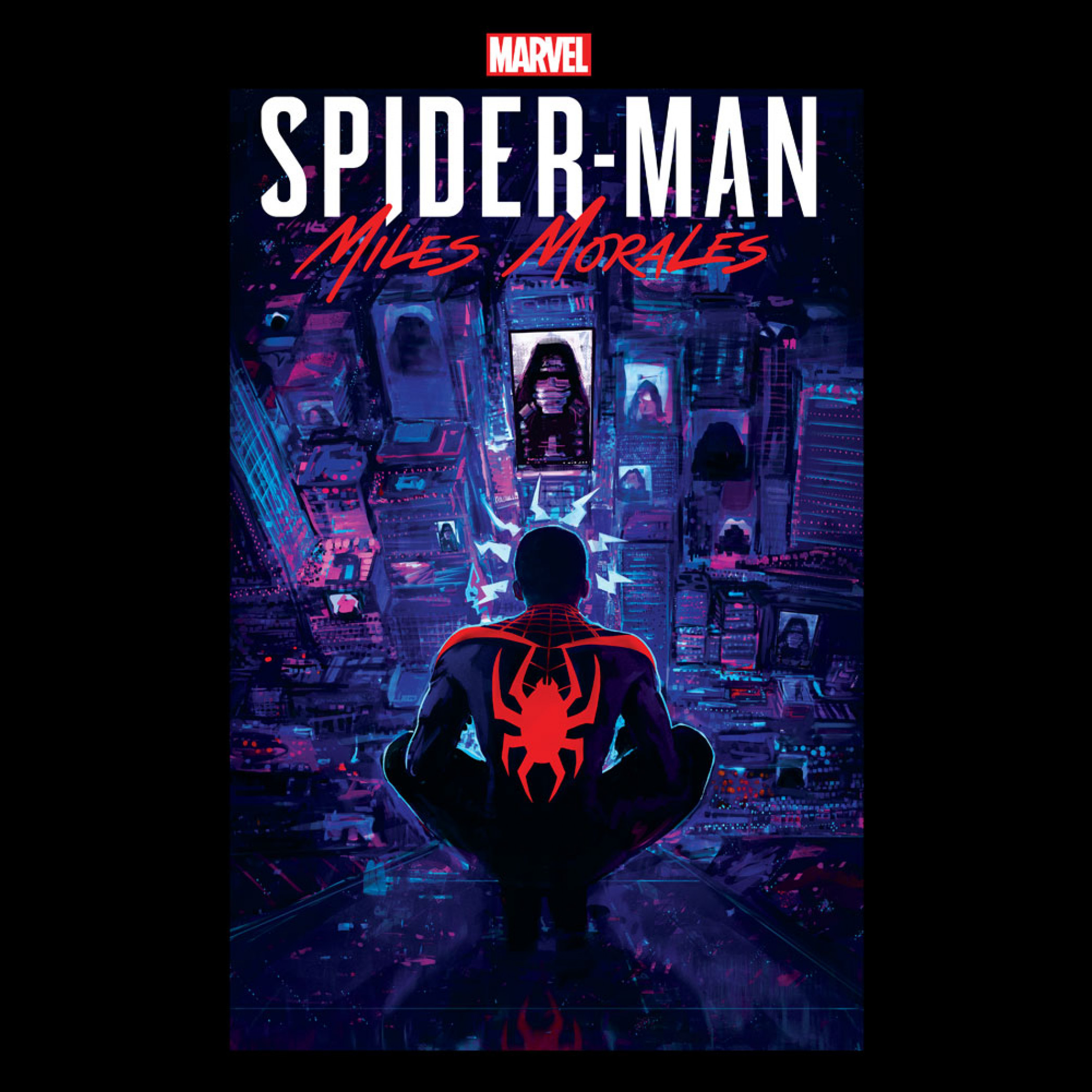Spider-Man Miles Morales Issue #53 The Tinkerer Cover Art T-Shirt
