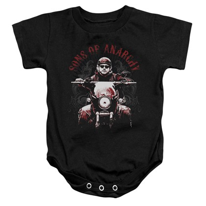 Sons Of Anarchy Ride On Baby Onesie