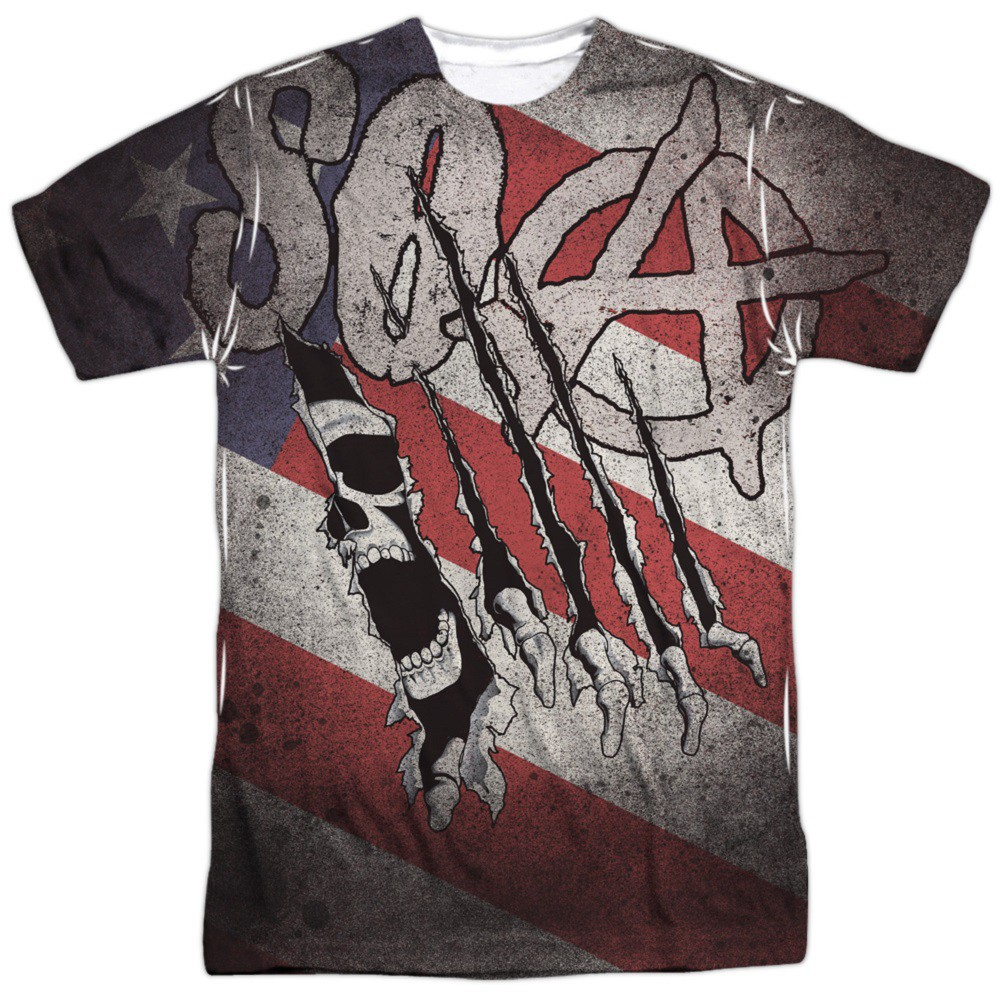 Sons Of Anarchy United Sons Of America Tshirt