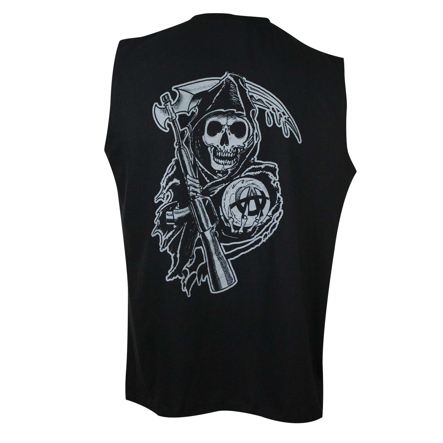 Sons Of Anarchy SAMCRO Muscle Tank Top