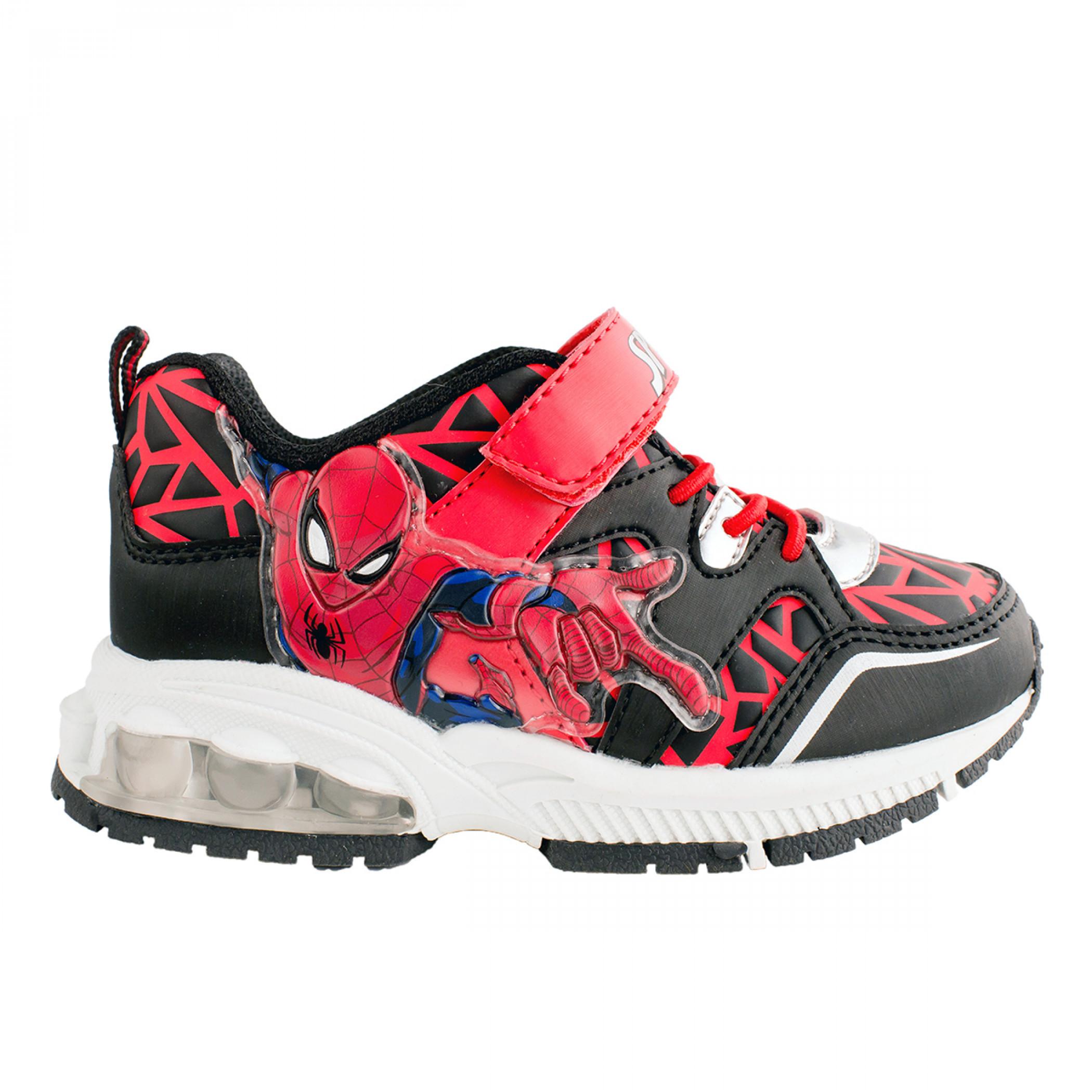 Spider-Man Swinging Kids Light Up Shoes