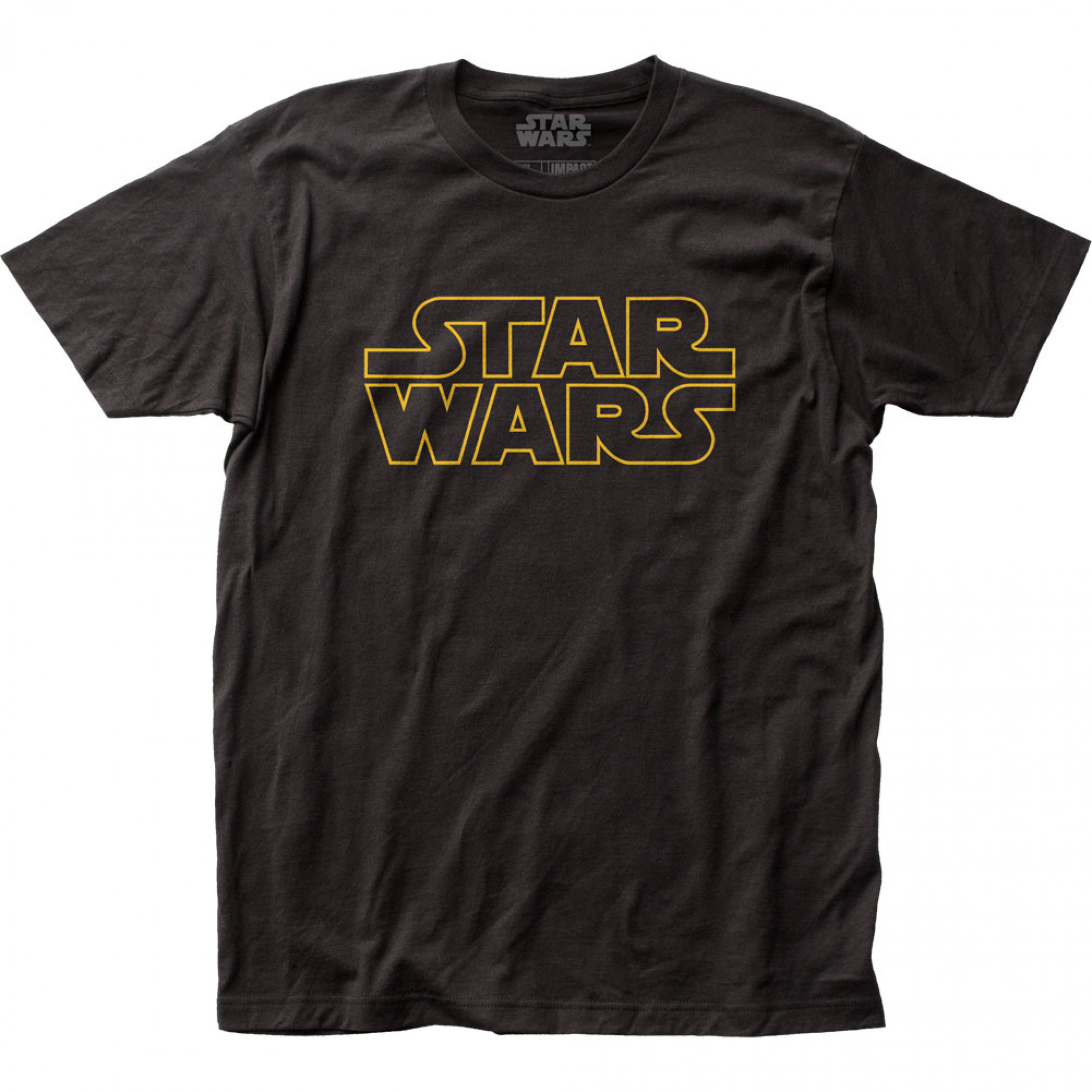 Star Wars Text Logo T-Shirt