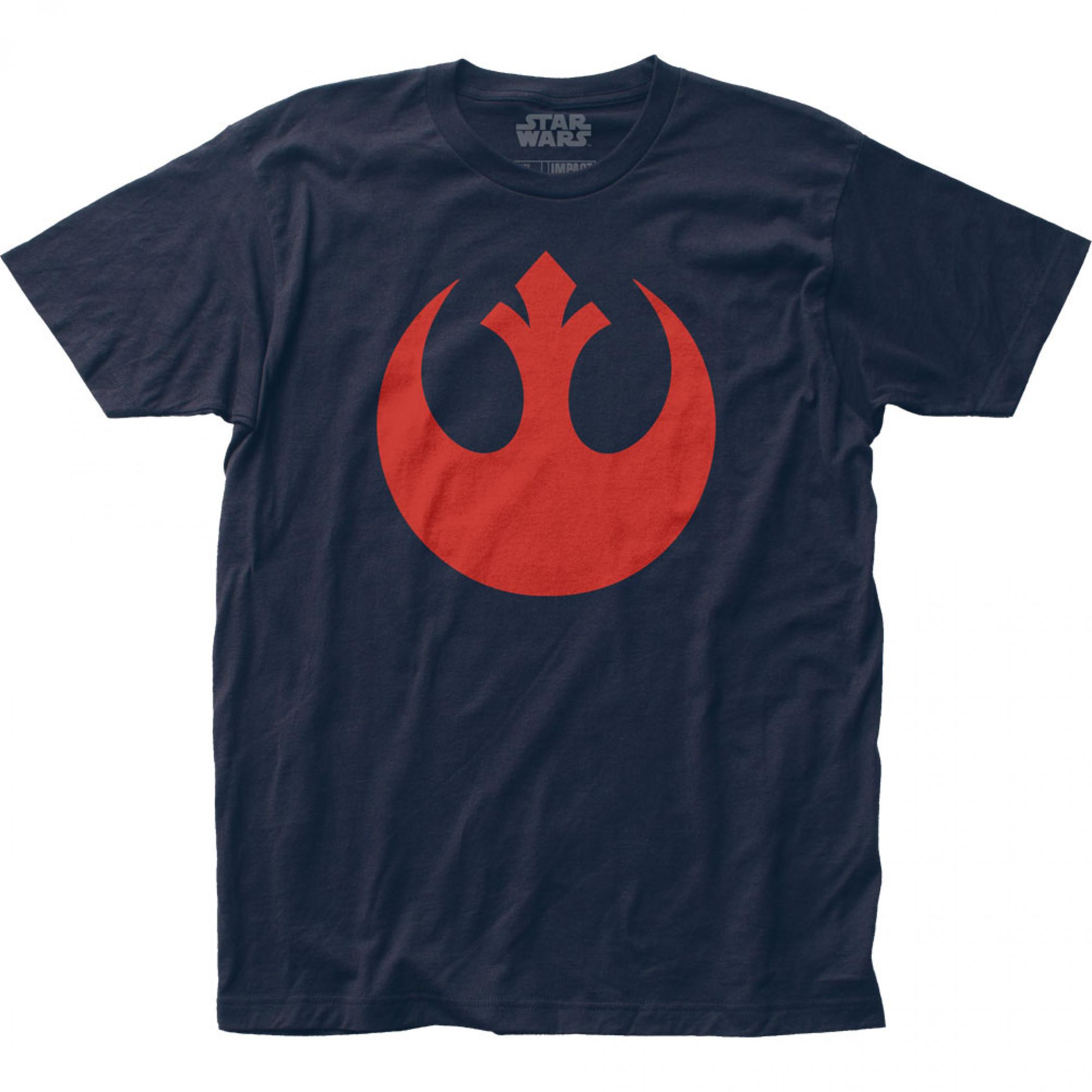 Star Wars Rogue Squadron Rebel Symbol T-Shirt