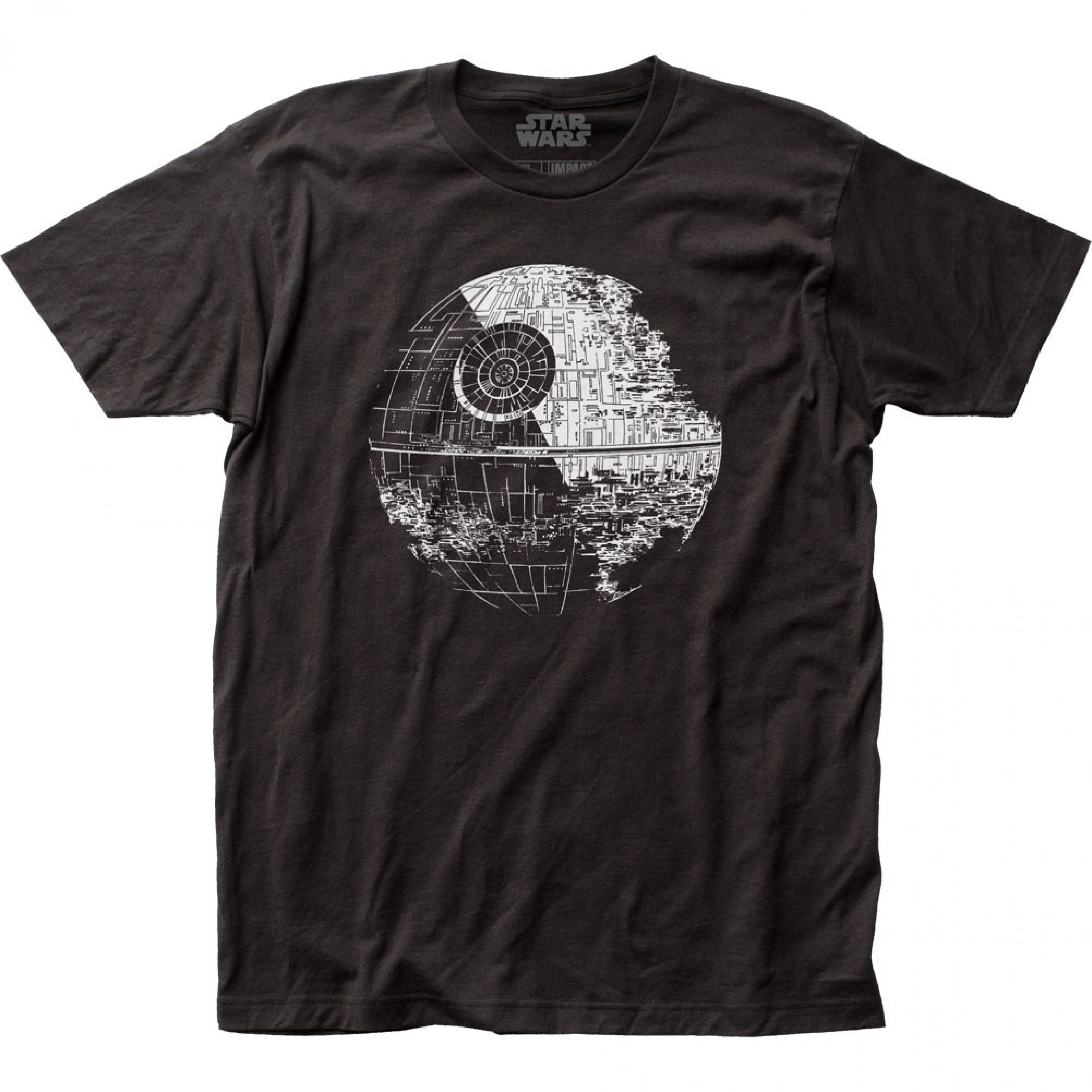 Star Wars Return of the Jedi Death Star T-Shirt