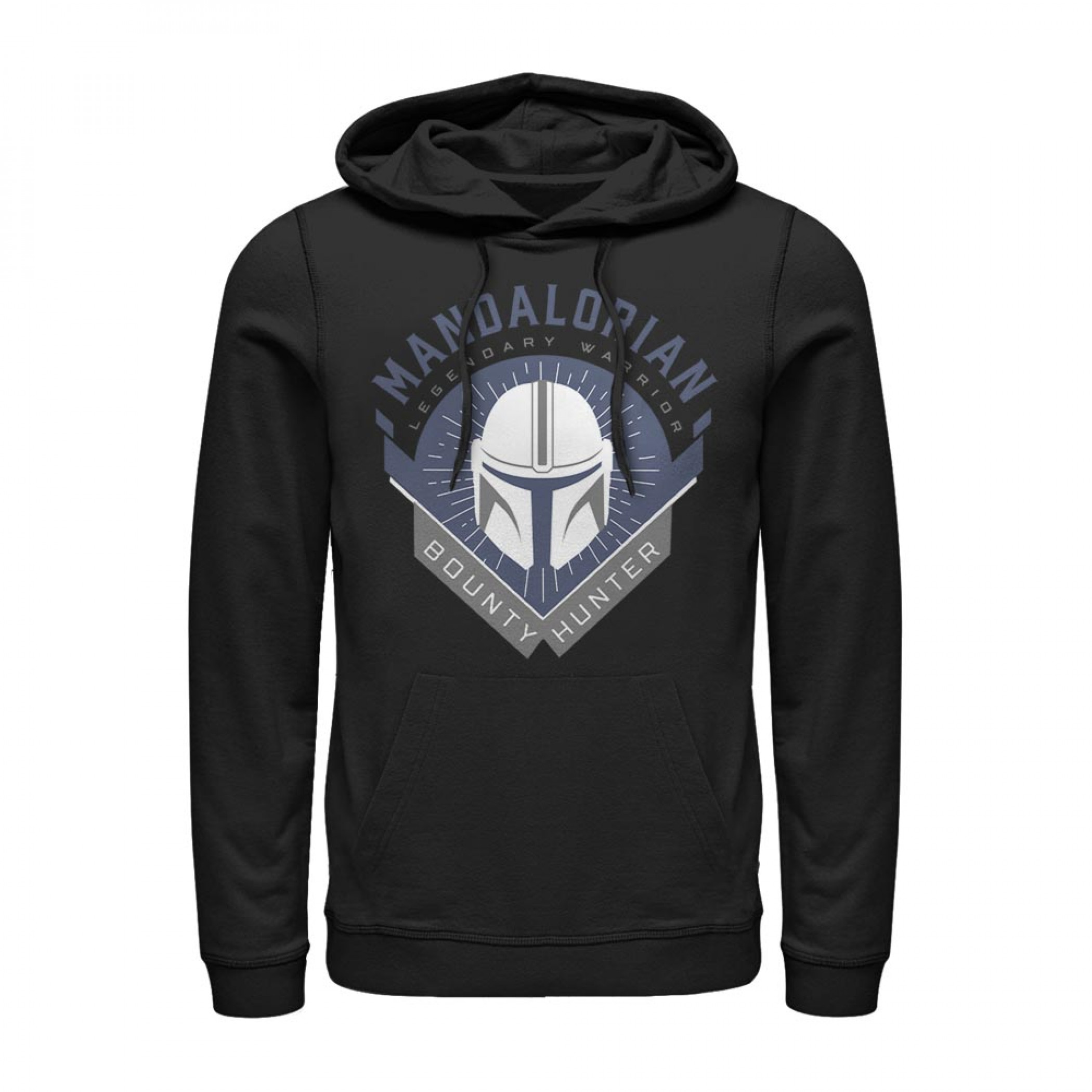 The Mandalorian Warrior Emblem Hoodie