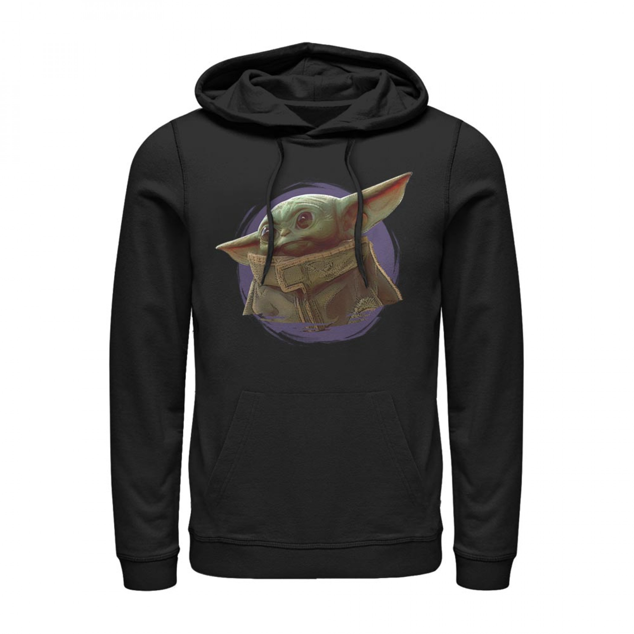 Star Wars The Mandalorian The Child Circle Halo Hoodie