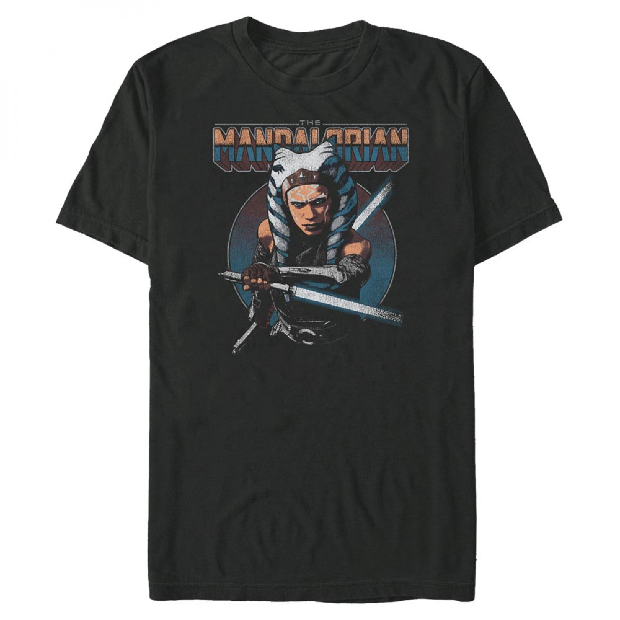 The Mandalorian Ahsoka Comic Art T-Shirt