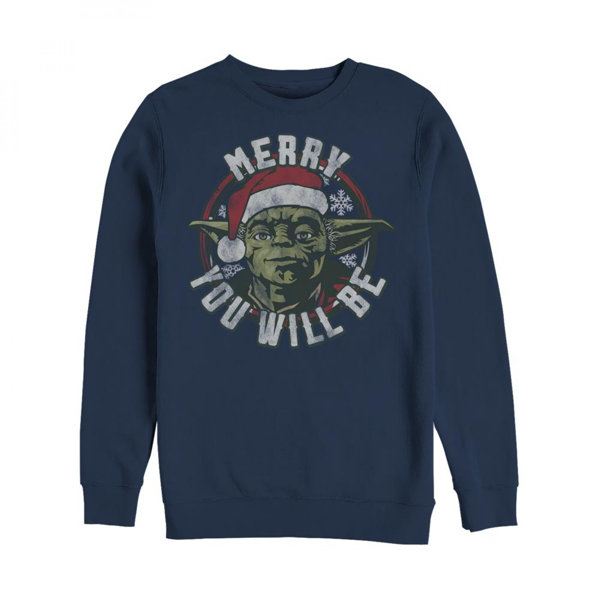 Star Wars Merry You Will Be Ugly Christmas Sweatshirt