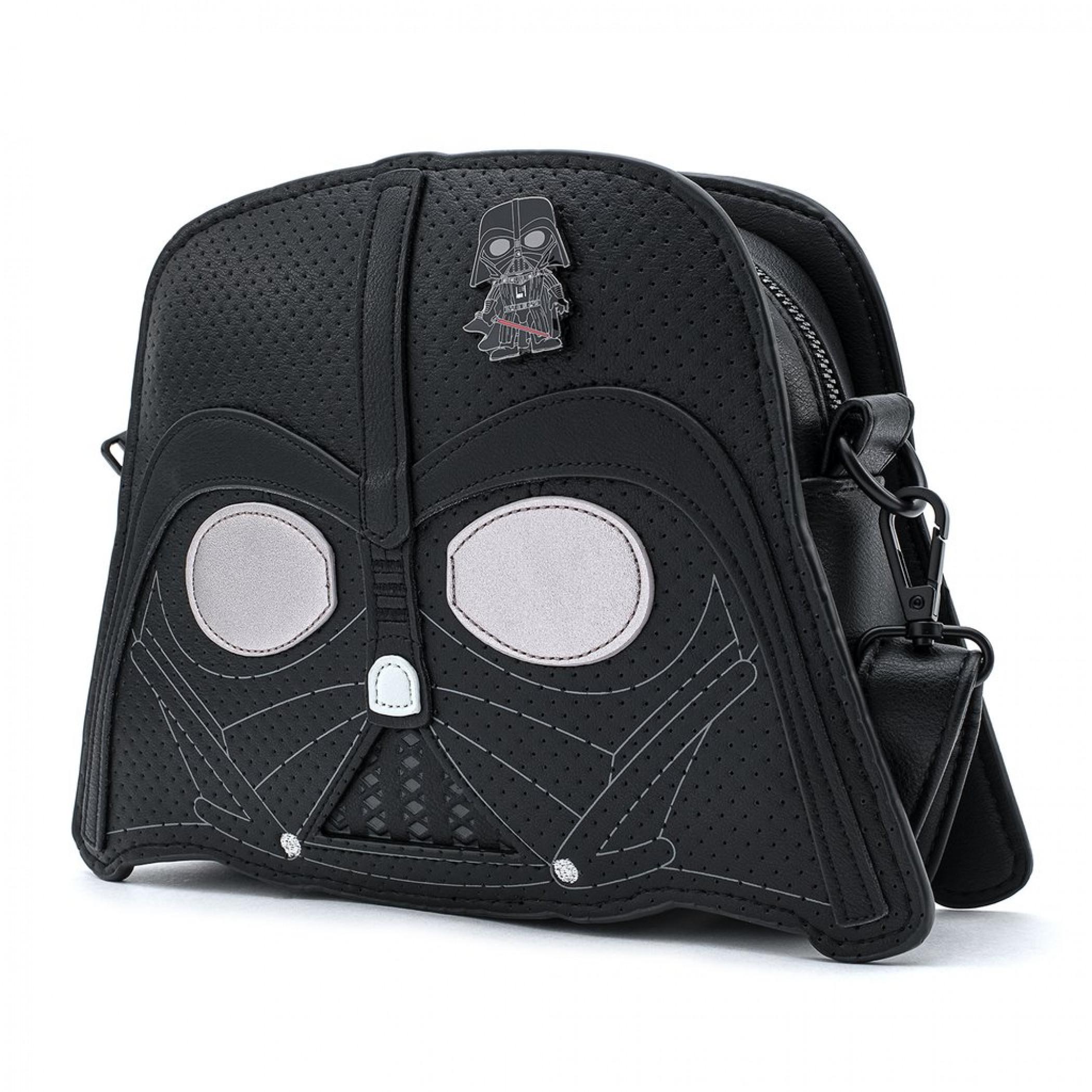 Star Wars Darth Vader Pop Pin Collector Crossbody Bag