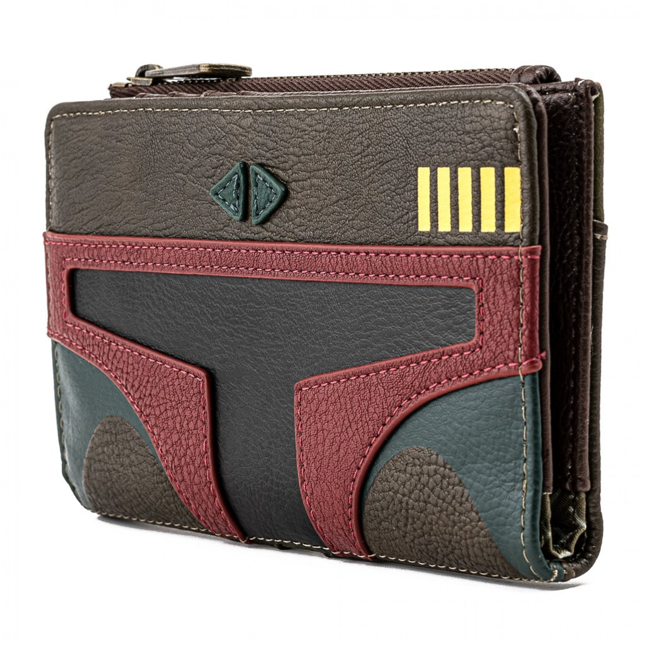 Star Wars Boba Fett Cosplay Wallet by Loungefly
