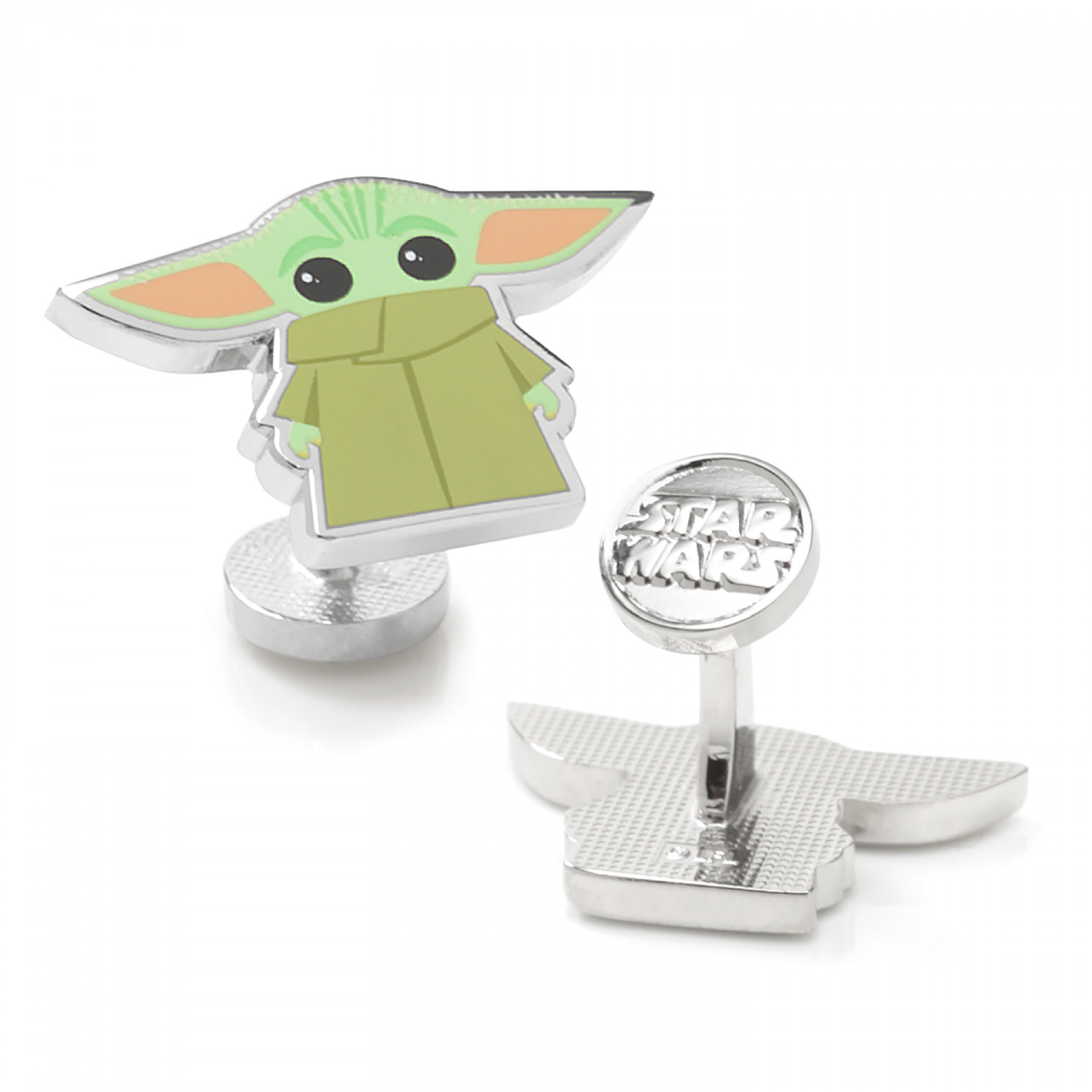Star Wars The Mandalorian's The Child Cufflinks