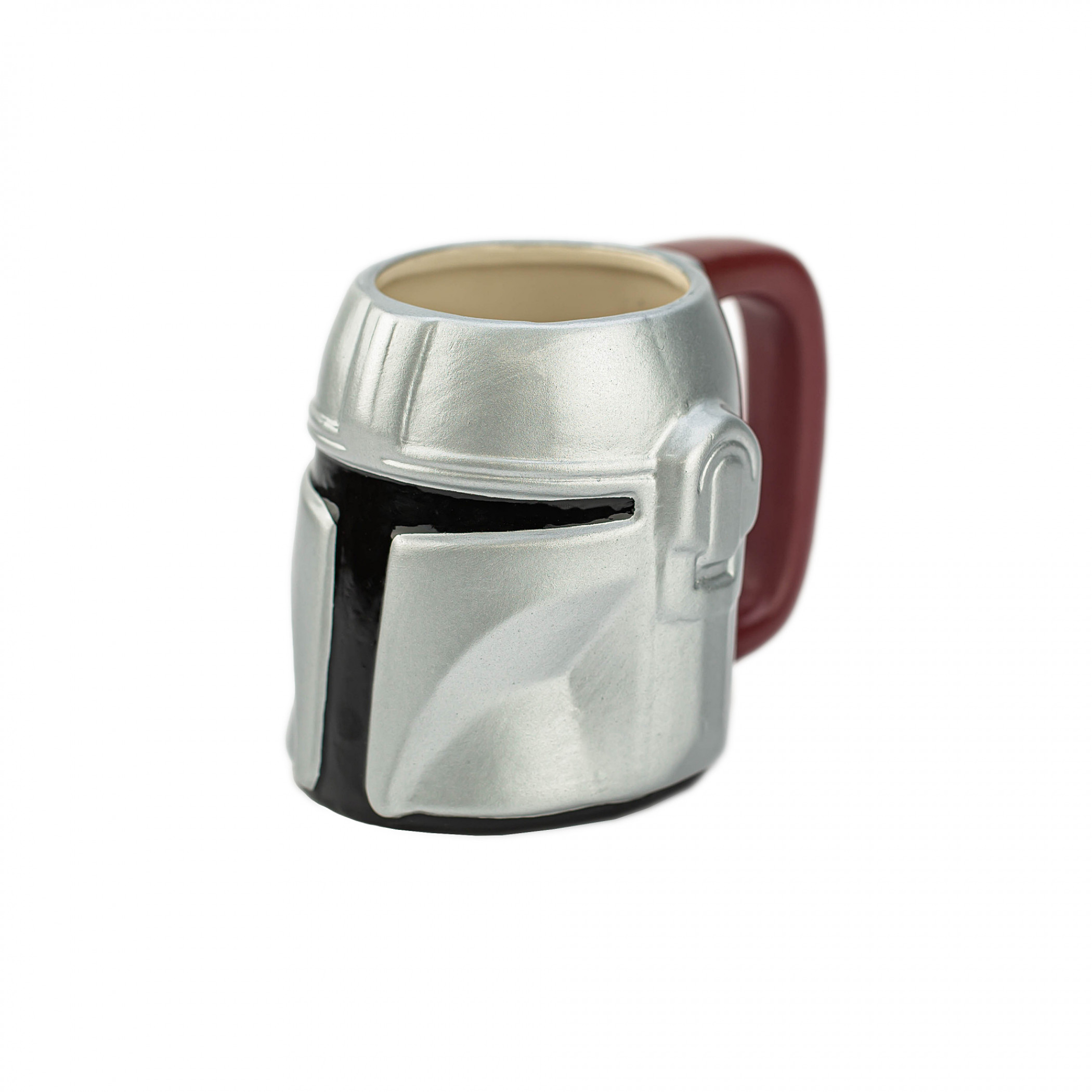 Star Wars The Mandalorian Helmet Sculpted Mug