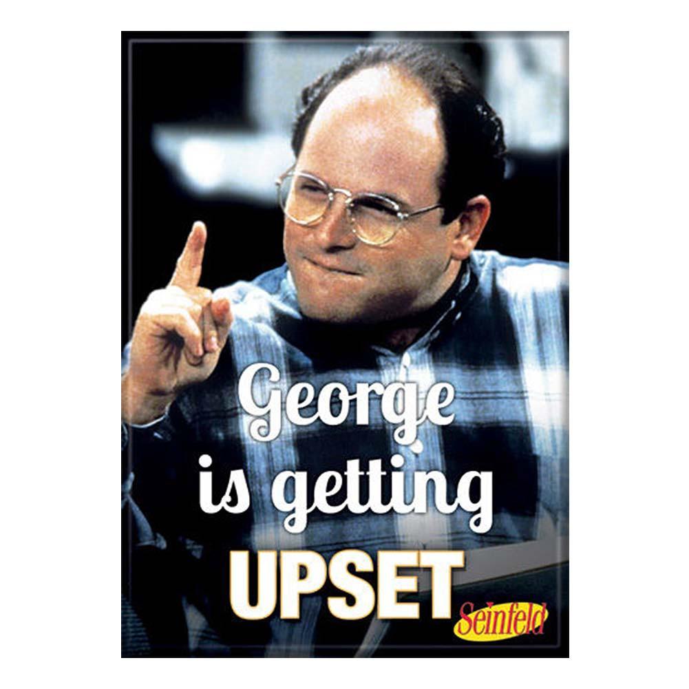 Seinfeld George Magnet