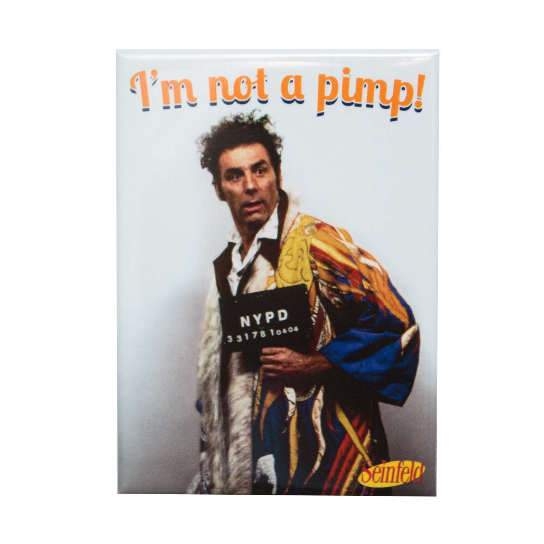 Seinfeld Kramer Pimp Magnet