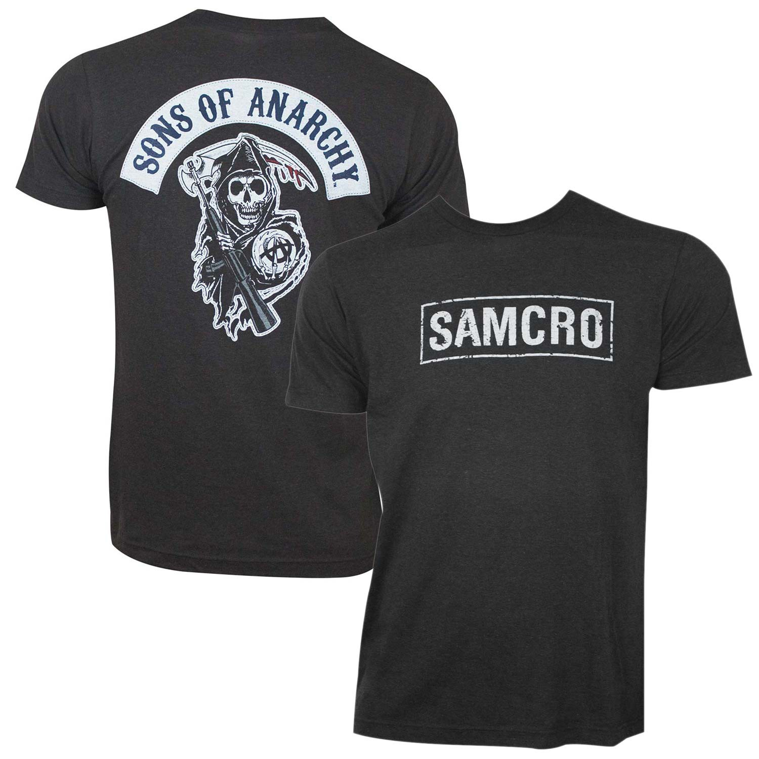 Sons Of Anarchy SAMCRO Tee Shirt