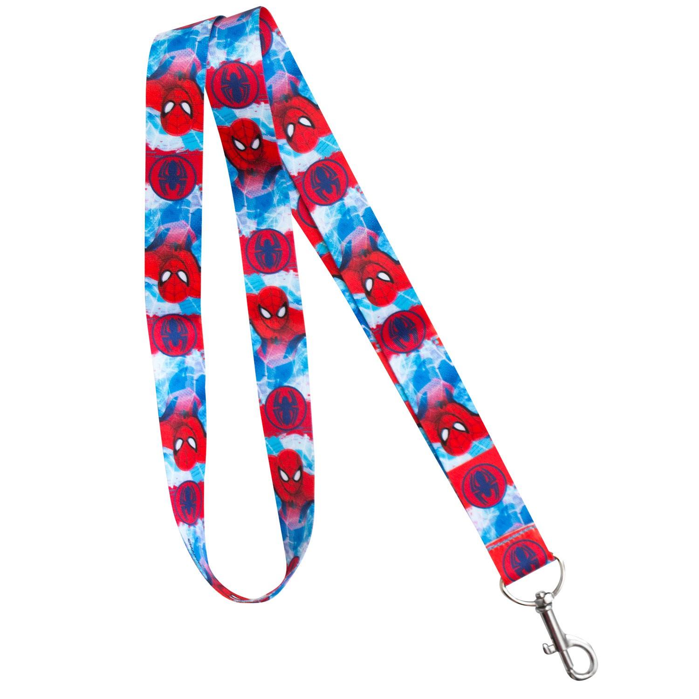 Spider-Man Superhero Lanyard