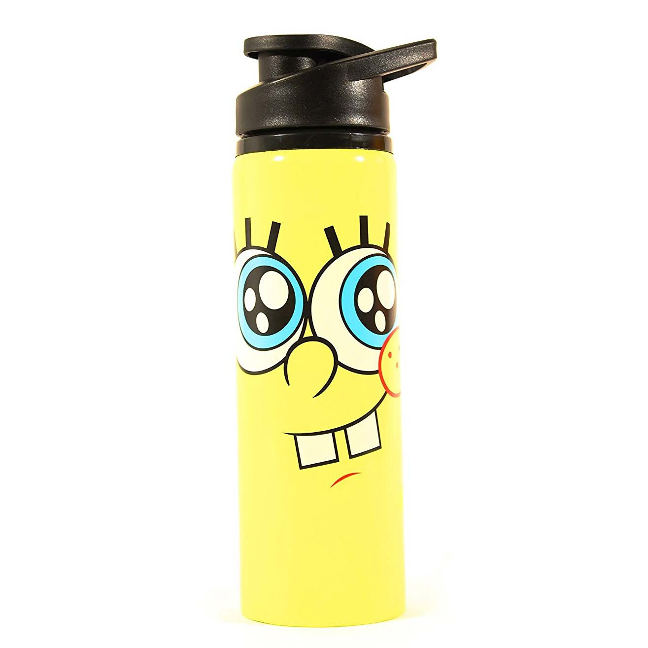 Spongebob Squarepants Stainless Steel 25oz Water Bottle