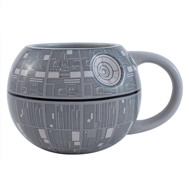 Star Wars Death Star Molded Coffee Mug