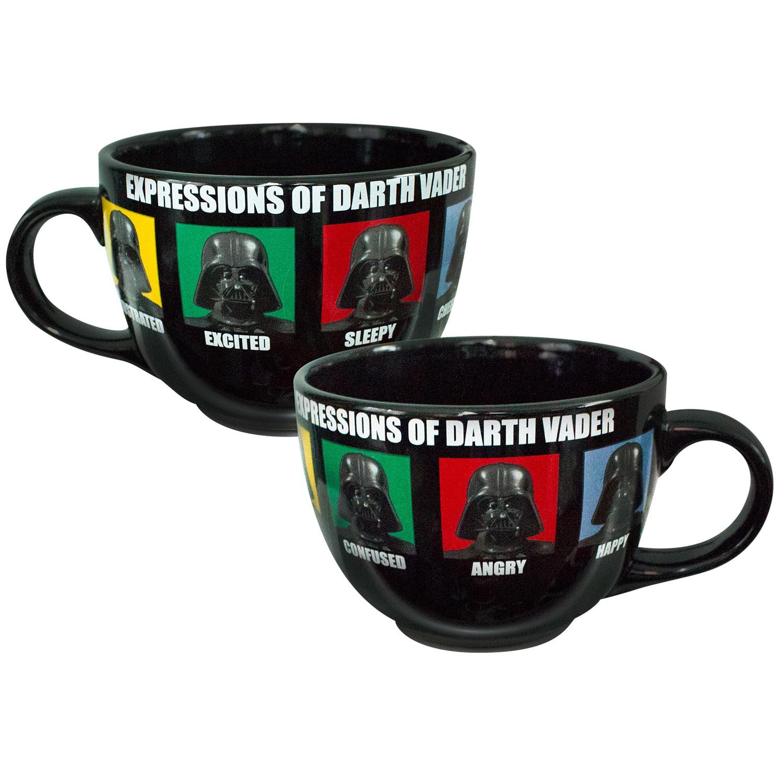 Star Wars Darth Vader Black Expressions Mug