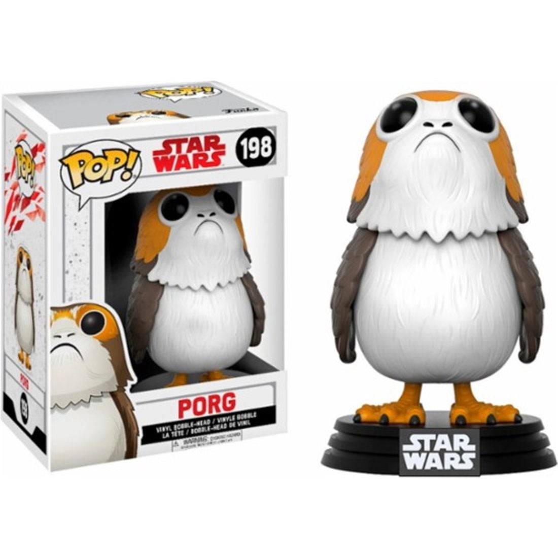 Star Wars Porg Funko Pop Vinyl Figure