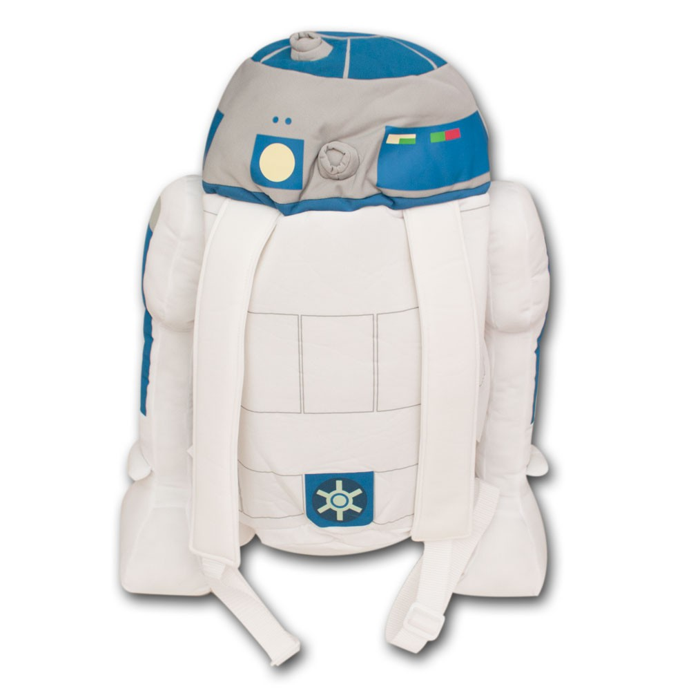 Star Wars R2D2 Plush Bag Backpack Buddy