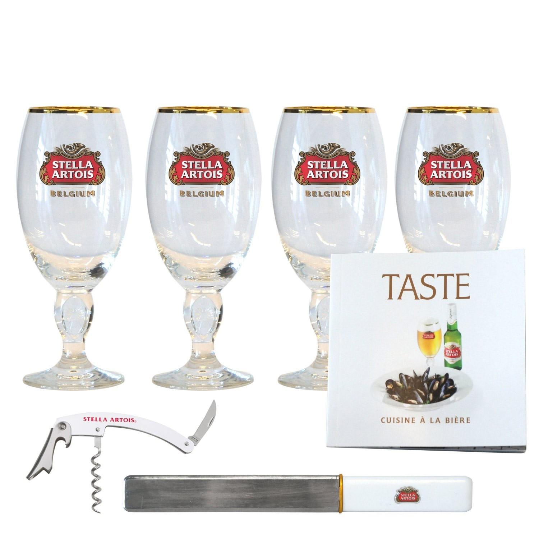 Stella Artois Beer Pouring Kit