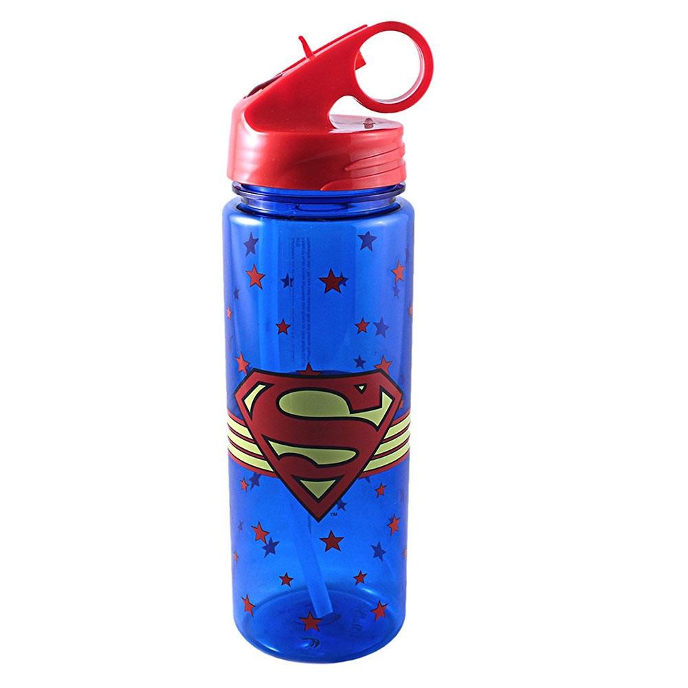 Superman Tritan 20oz Water Bottle