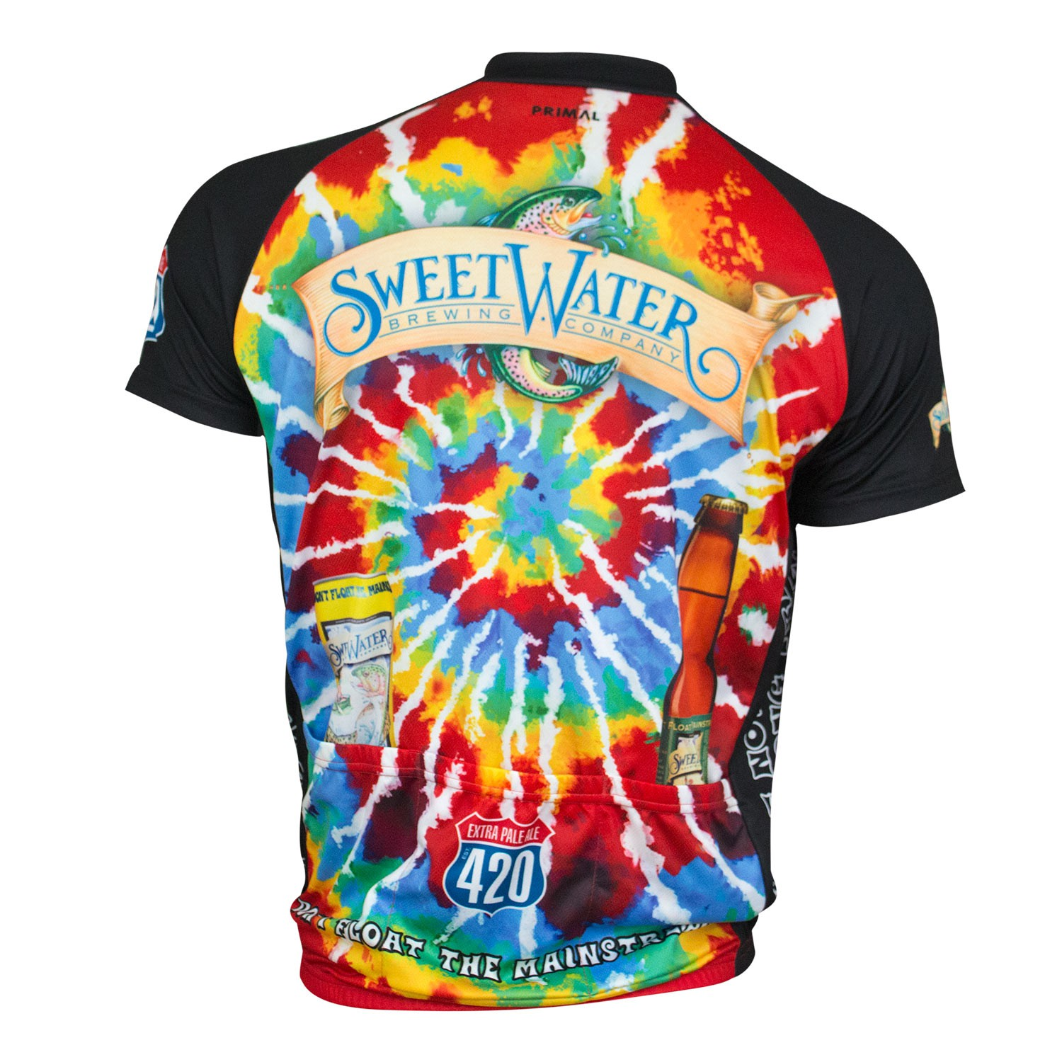Sweetwater Brewing Cycling Jersey