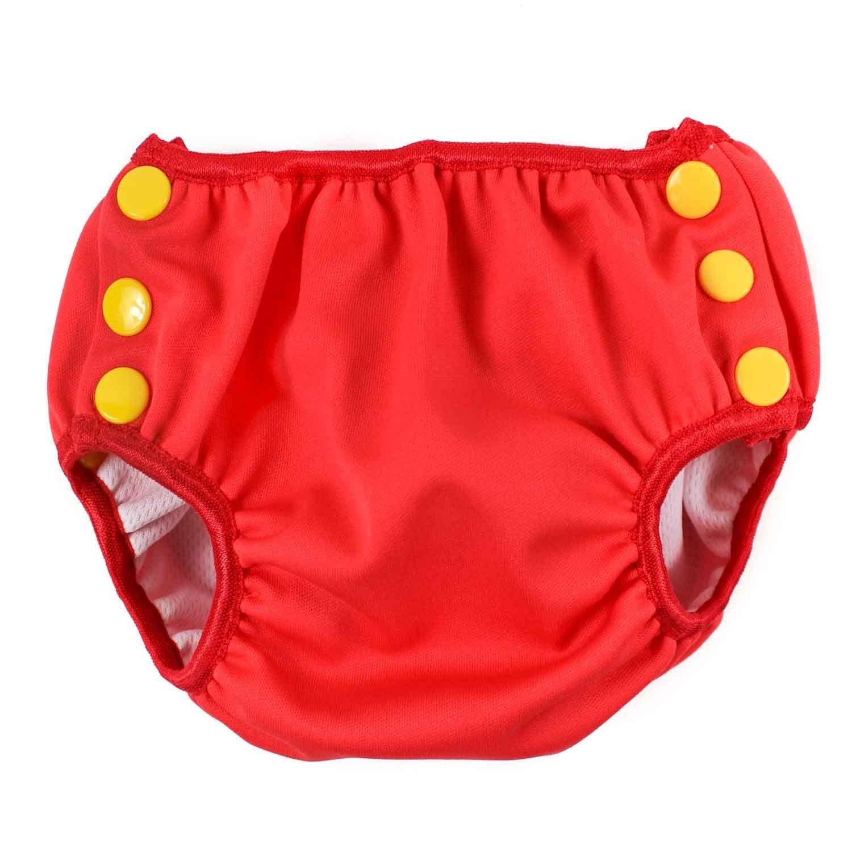 Wonder Woman Swim Diaper