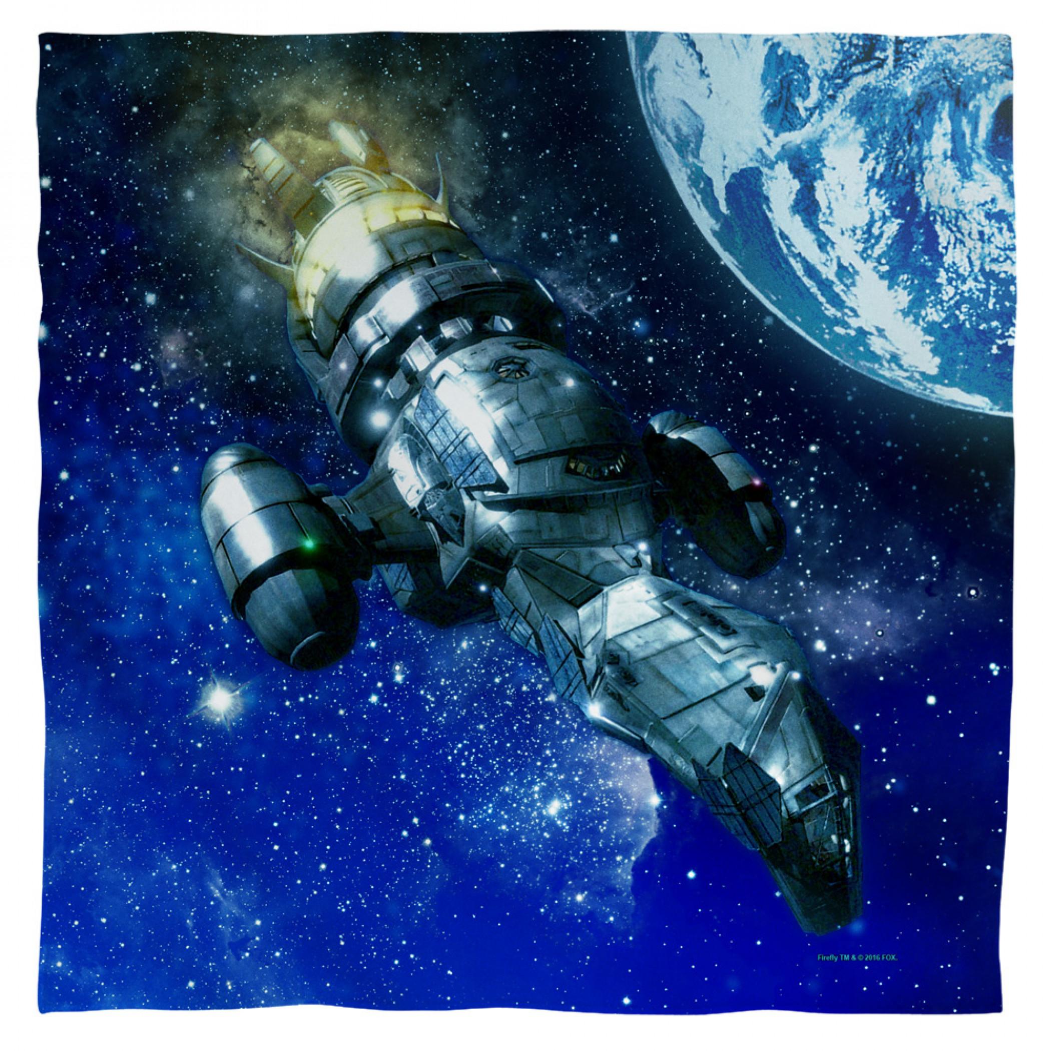 Firefly Serenity Among the Stars Bandana