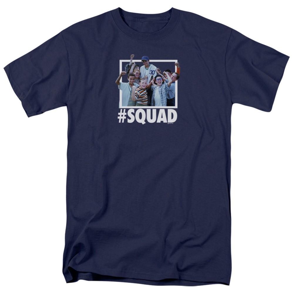 The Sandlot #Squad Men's Blue T-Shirt