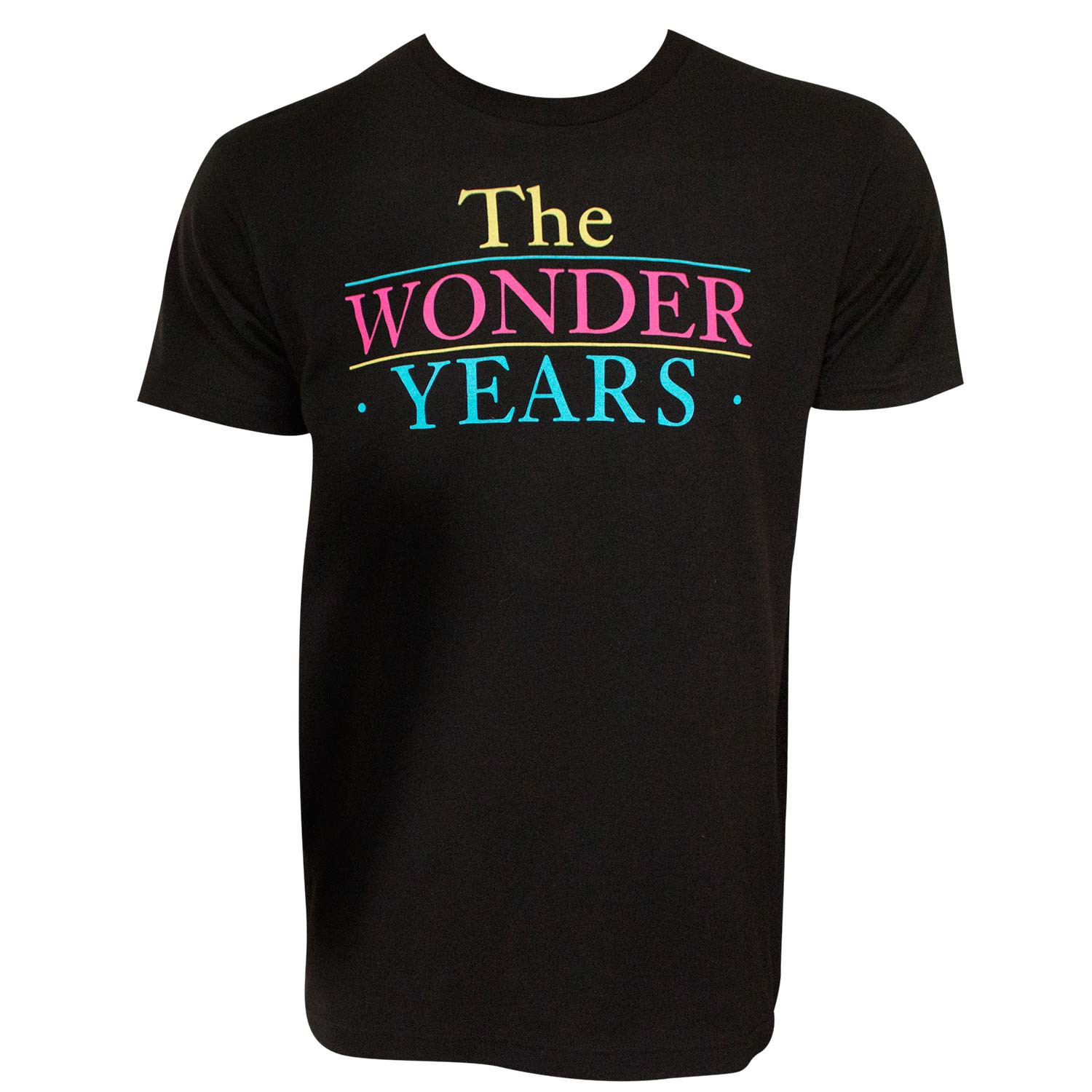 """The Wonder Years Pink logo"" by knucklesuck 