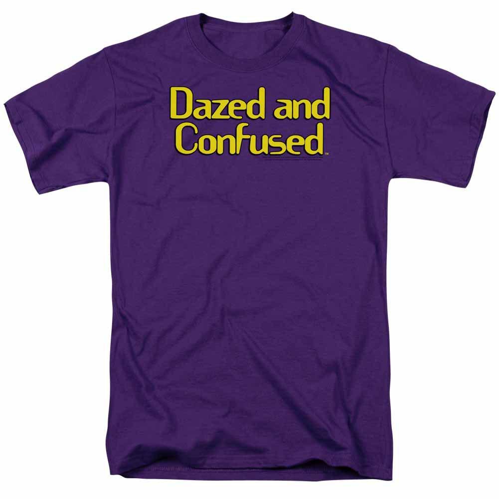 Dazed And Confused Dazed Logo Purple T-Shirt