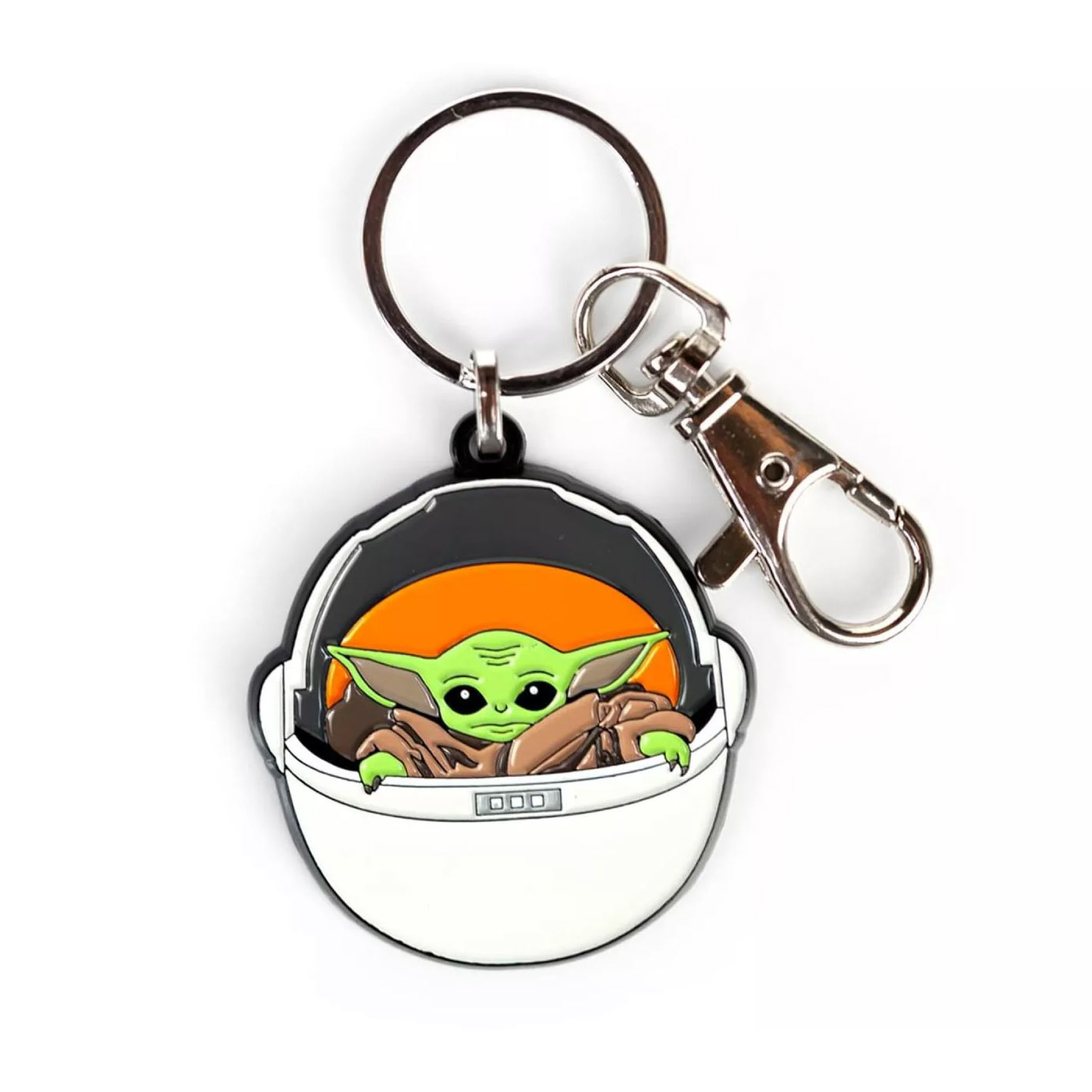 Star Wars The Child from the Mandalorian Keychain Pendant
