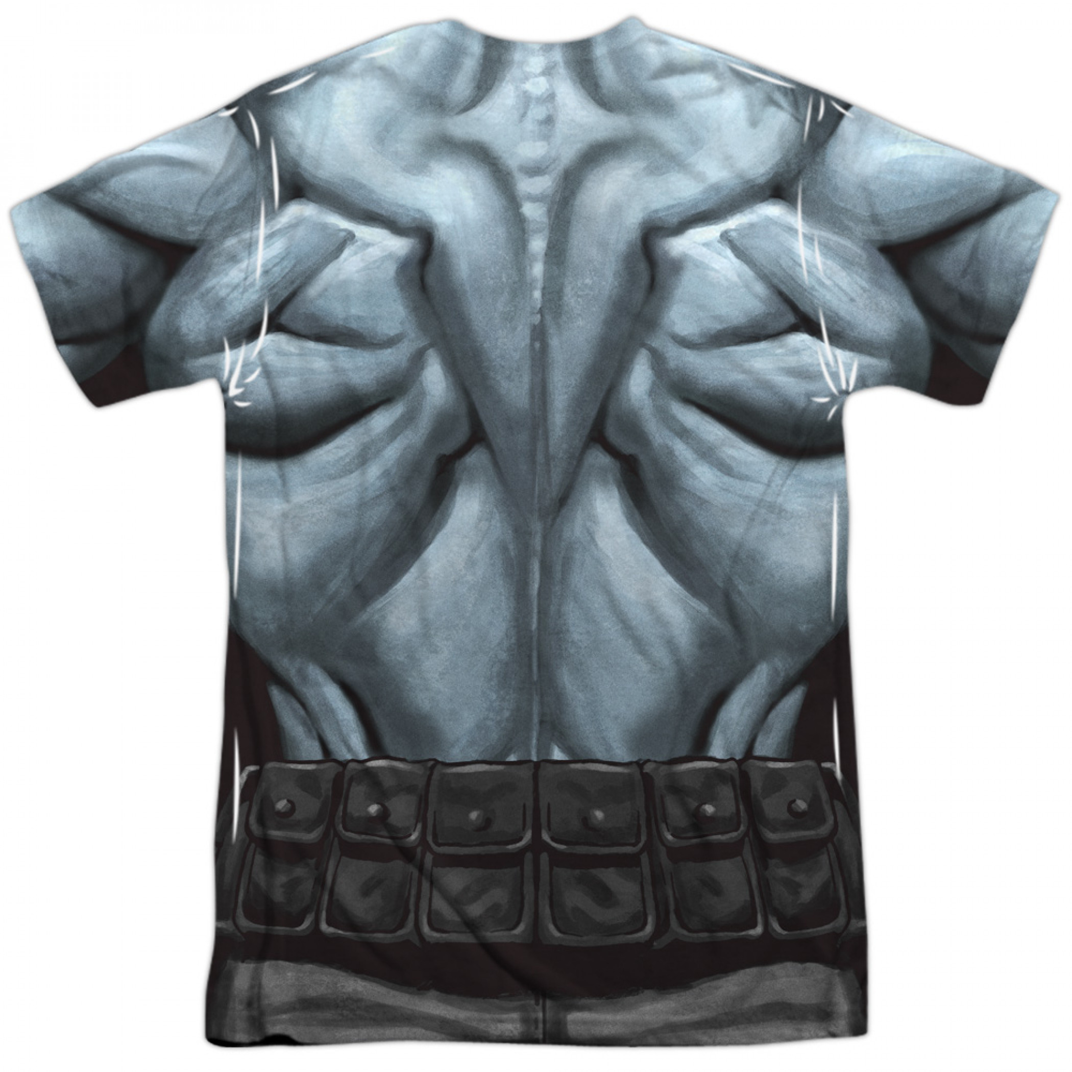 Bloodshot Front and Back Print Costume T-Shirt