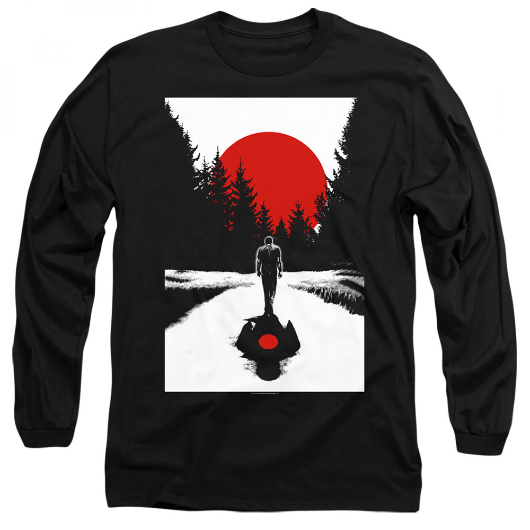 Bloodshot Woods Long Sleeve Shirt