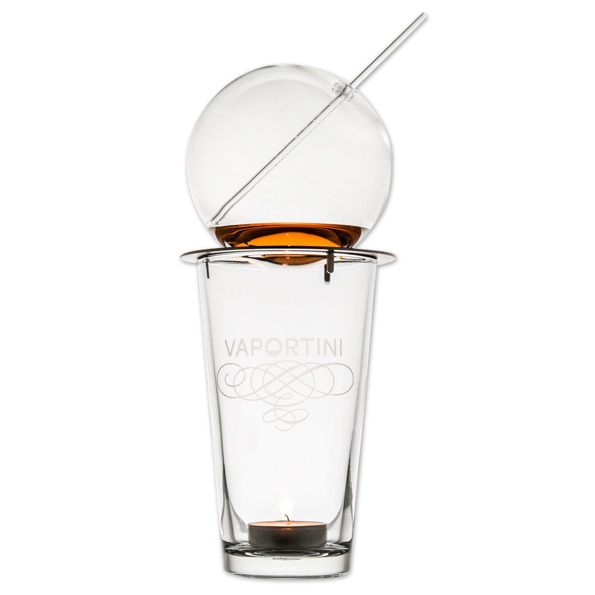 Vaportini Cocktail Inhaling Glass