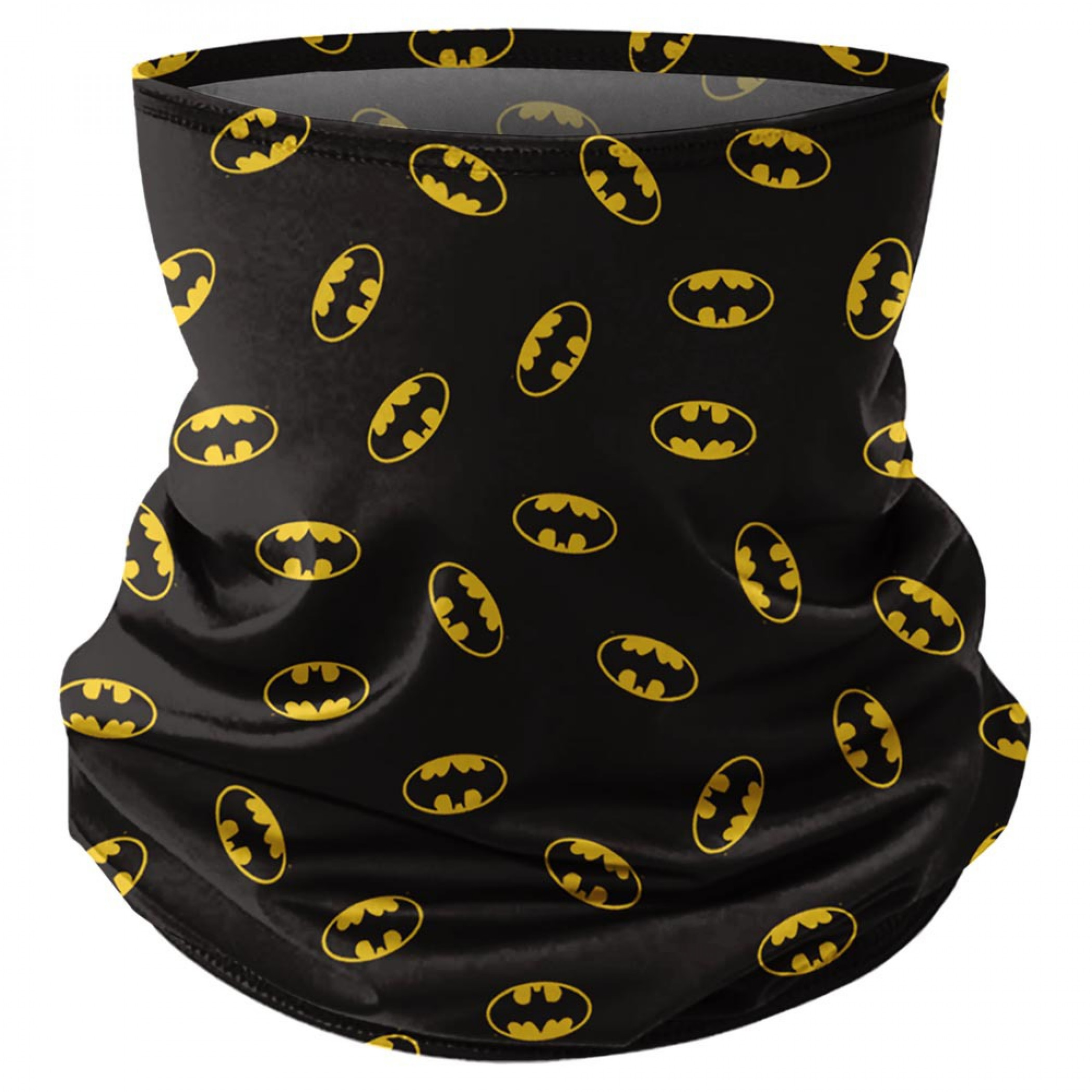 Batman Classic Symbols All Over Print Face Mask Gaiter
