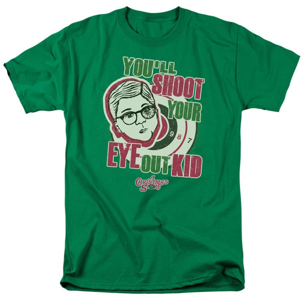 A Christmas Story You'll Shoot Your Eye Out Tshirt