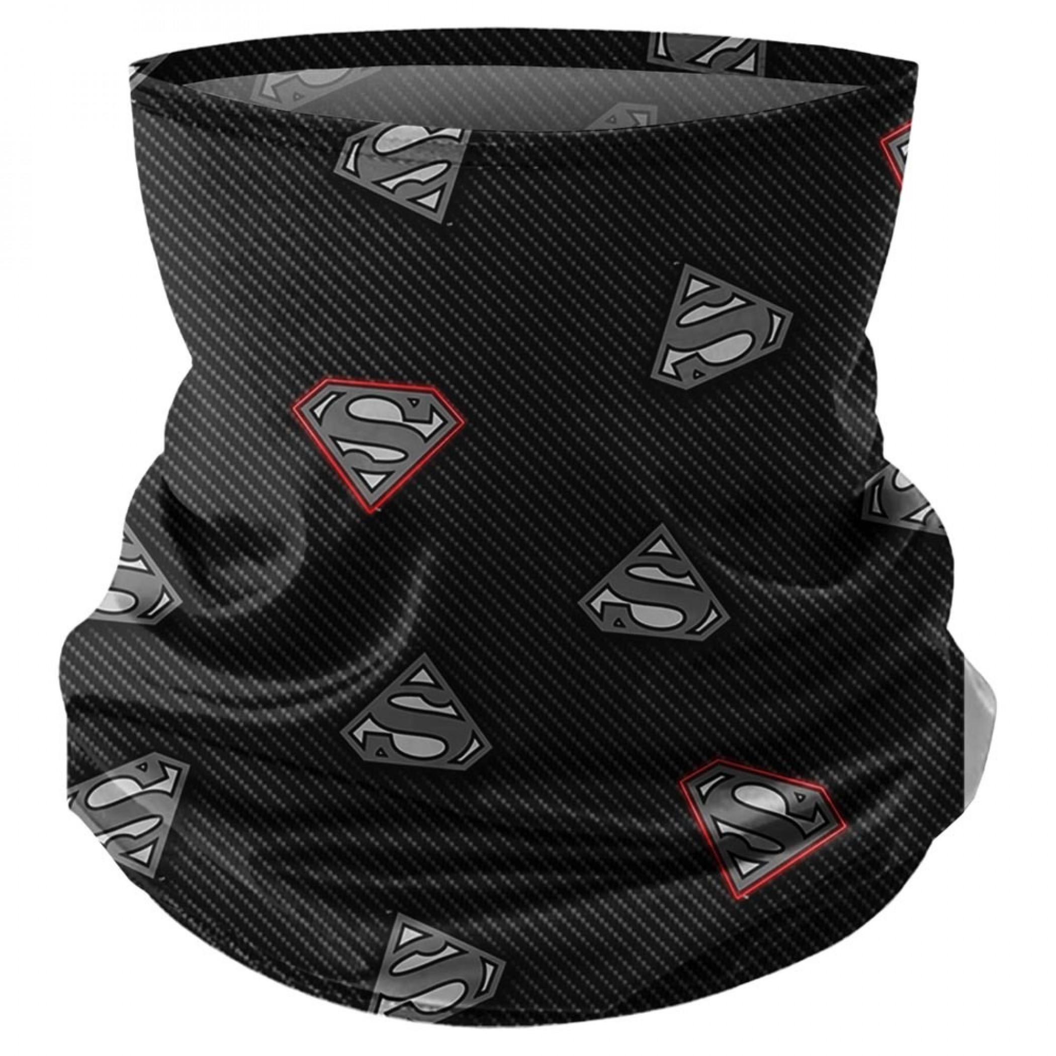 Superman Symbols All Over Print Full Face Mask Gaiter