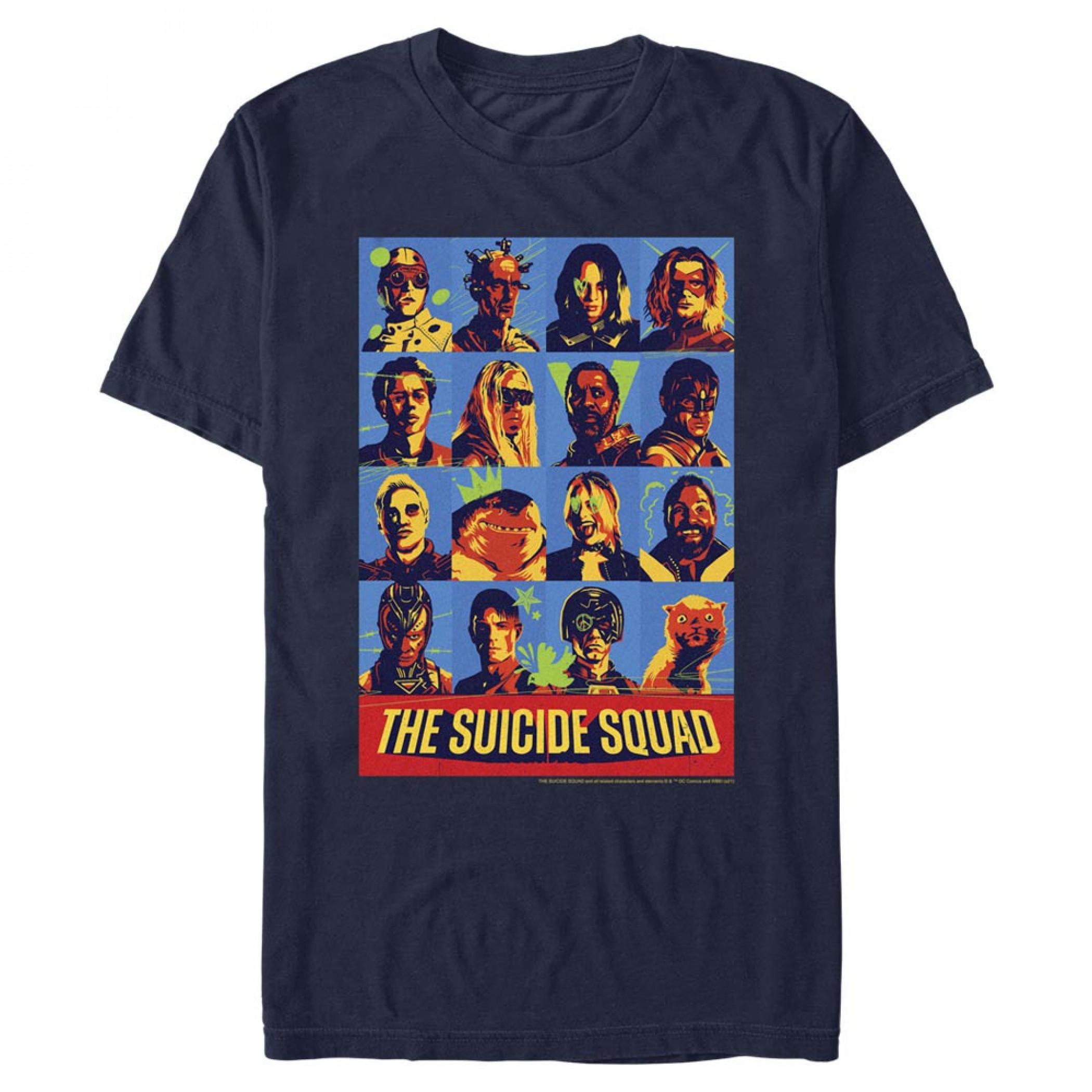 The Suicide Squad The Full SQUAD Men's T-Shirt
