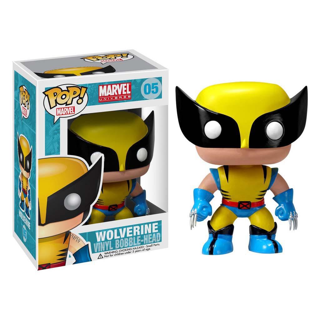 Funko Pop Wolverine Bobble Head