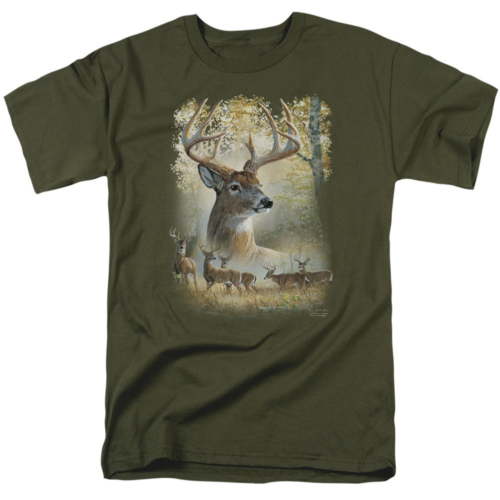 Bucks Hunting and Fishing Tshirt