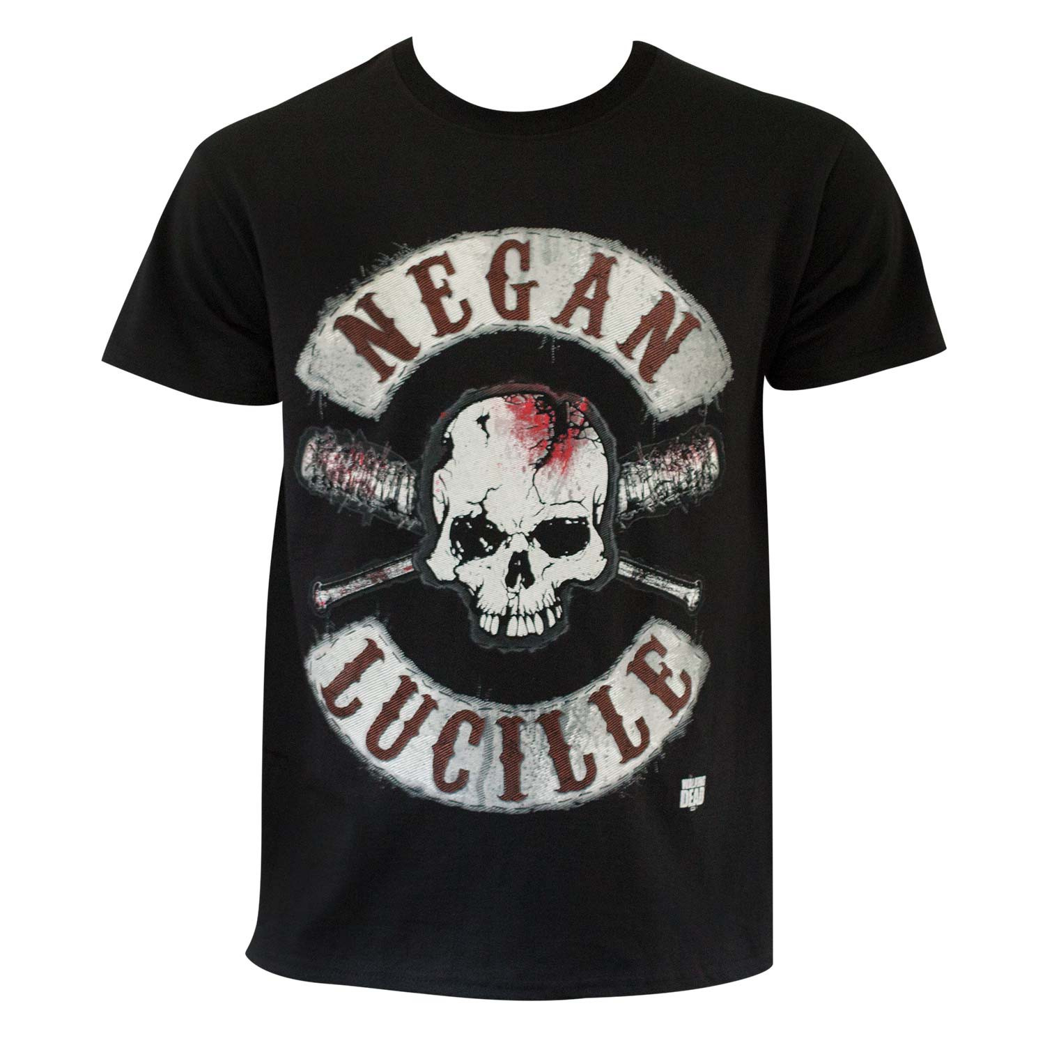 The Walking Dead Negan And Lucille Tee Shirt