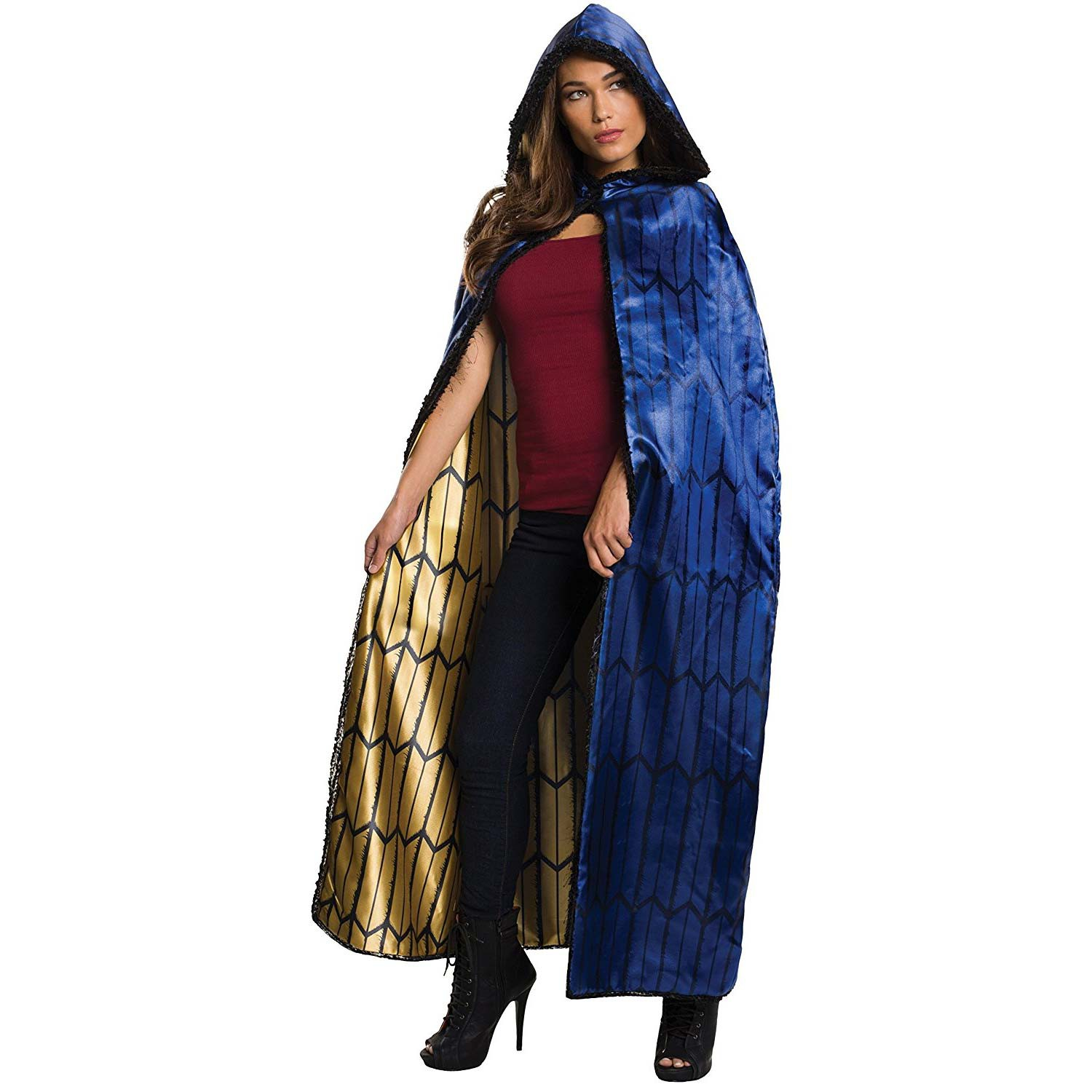 Wonder Woman Deluxe Cape