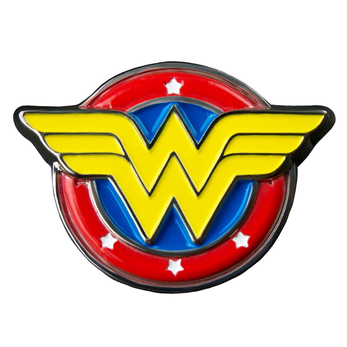 Wonder Woman Lapel Pin