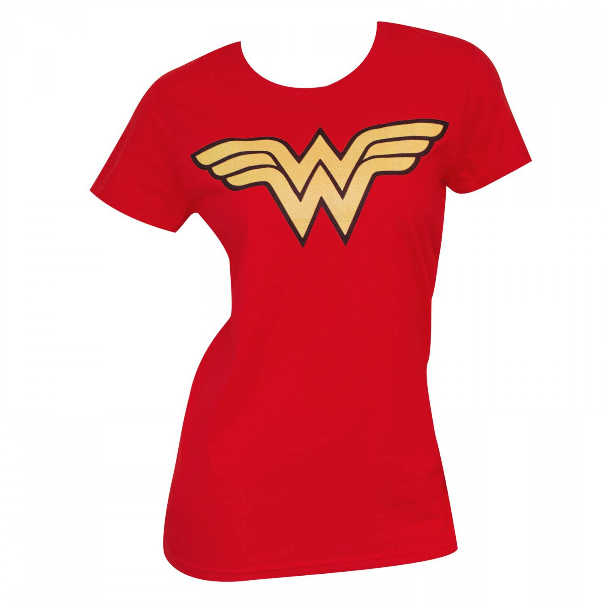 Wonder Woman Classic Logo Women's T-Shirt