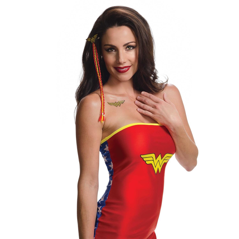 Wonder Woman Movie Adult Costume Accessory Kit