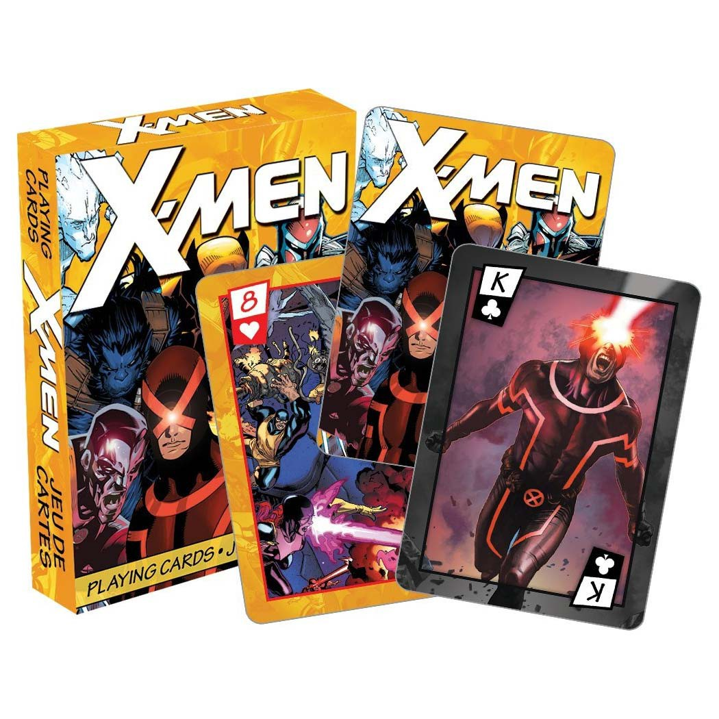 X-Men Playing Cards